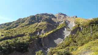 日本アルプスのレベル高すぎ・・(北アルプス焼岳登山)