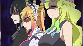 【再現MAD】進撃のメイドラゴン