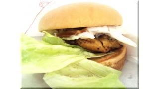 話題のモスバーガー「マスタードチキンバーガー」食べてみた