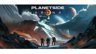 【Planetside Arena】開発陣本営発表