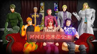 MMD荒木荘企画(仮)の内容