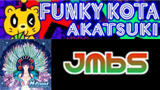 【Funkotあれこれ】ポップンミュージックのAKATSUKIの話。