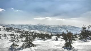 シーズン終わってるけど、冬の八甲田山に行ってみた。