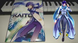 V3版KAITOのライブラリ比較動画を作ってみました