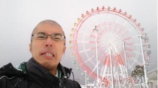 【大寒波】魚津総合公園に行ってきた