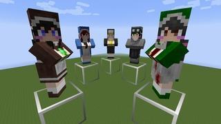 【Minecraft】村人テクスチャ配布