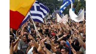 ギリシャの債務危機について、日本の経済に、例えるとしたらこう・・・