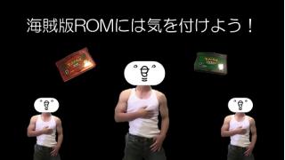 【!】海賊版ROMにご用心!!【ポケモン】