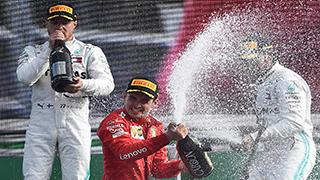 """""""絶対に譲らない""""という気迫。ルクレールが二連勝! 2019 F1 第14戦 イタリアGP 決勝"""