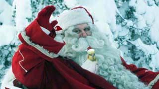 サンタさんと一緒にみんなのお家に行くね!