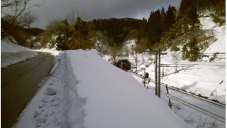 現在の信越線塚山トンネル