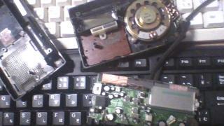 ラジオぶっ壊した。