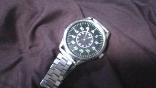 腕時計貰う