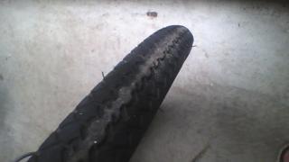 旧車 丸石自転車ロードエース月天号 前後タイヤ交換終了