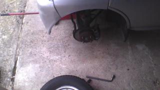 タイヤ交換した その2