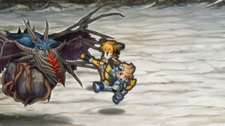 【インサガEC】ローザリアを覆う巨翼の影!霧まとう頂を目指せ!【ミンサガ】