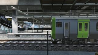 【電車でGO!!】E235系で駆ける昼下がりの街。【Yamanote Line】