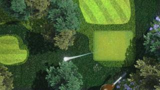 世界のアソビ大全51 ゴルフ オンライン対戦で勝つまで終われませんをしたら・・・