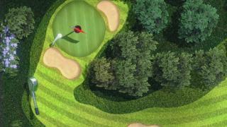 世界のアソビ大全51 ひとりでゴルフ