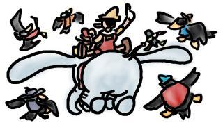 【ディズニー映画】ダンボはなんでとぶのん?ゾウさんですけどー【ダンボ】