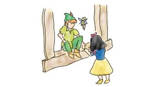 【ディズニー映画】白馬に乗った王子様を夢にみた姫【白雪姫】