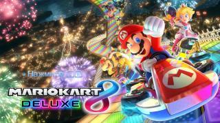 カレンとケイスケとハルトの日常第406回(うp主だけ。Mario Kart 8 Deluxe!)(Ver.3.0)