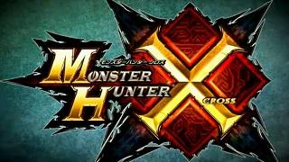 3DS『モンスターハンター クロス』2015年冬発売!「狩技」と「狩猟スタイル」でアクションが変化