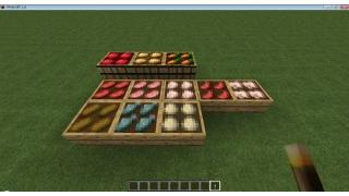 自称中級者のMinecraft日記 自作MODにチャレンジ その6 MCreator で複数のブロックを追加