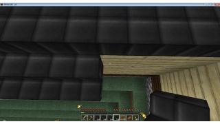 自称中級者のMinecraft日記 part.123 辰巳櫓編(1) 本丸区画の南東に板塀を置く