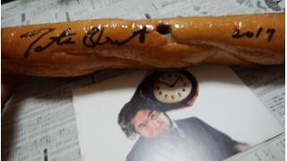パン人間で使用したパンにニスを塗った! アートパフォーマンス・パン人間@TAD~その後