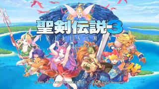 コメレス &【聖剣伝説3 リメイク】フルメタルハガー(ハード)戦【体験版 実況】Part4