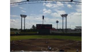 高校野球観戦 平成27年度春季埼玉県大会 準決勝