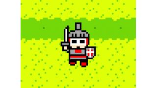 自作ゲーム『セラサンクエスト』を公開しました。(β版ですが)