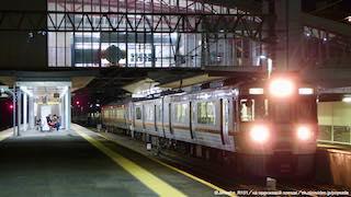 他形式併結な飯田線