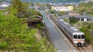 飯田線に313系1600番台、再び。(動画付き)