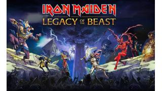 【NEWS】IRON MAIDEN 「LEGACY OF THE BEAST」 リリース!
