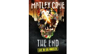 【NEWS】MOTLEY CRUE 「 THE END 」 LAST LIVE IN LOS ANGELES