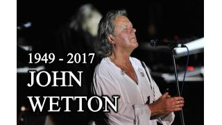 【訃報】JOHN WETTON (KING CRIMSON , ASIA)
