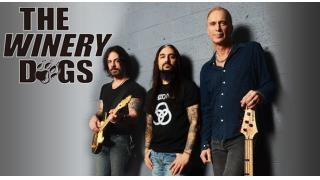 【NEWS・動画紹介】BILLY SHEEHAN & RICHIE KOTZEN (THE WINERY DOGS)