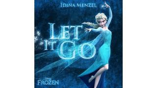 【動画紹介】DISNEY'S FROZEN 「Let It Go」