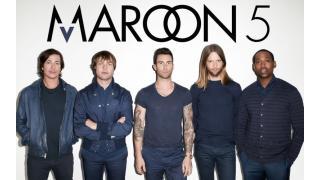 【NEWS】MAROON 5 のニューヨーク公演が、ストリーミング配信されるとか。