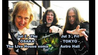 【イベント情報】RAVEN 「DESTROY ALL MONSTERS」 JAPAN TOUR