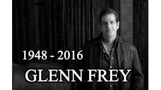 【訃報】GLENN FREY (EAGLES)