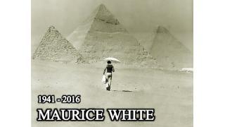 【訃報】MAURICE WHITE (EARTH, WIND & FIRE)