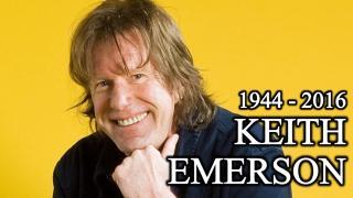 【訃報】KEITH EMERSON (EL&P)