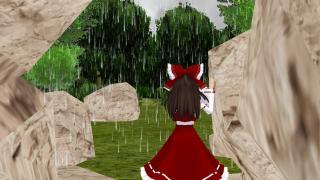 「雨宿りの中で」裏話(※動画ネタバレあります)