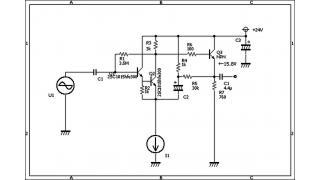 作ったアンプの測定メモ。