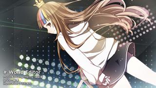 【新曲情報】ギャラ子が歌うWorld Editorをアップしました。【わんわんP】