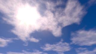 雲と空と太陽を作る『Sky Free』で遊ぶ【ちょっとしたメモ】