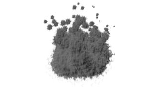 『Particle Instantiator』その1 ビルボードの作り方【Blenderの便利なアドオンを超簡単に紹介】